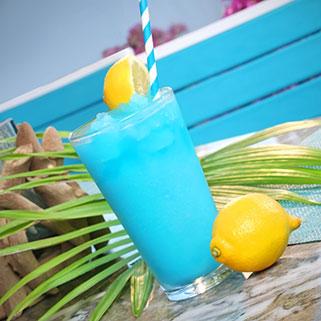 blue limonada