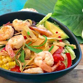 SSP Baja Shrimp Salad