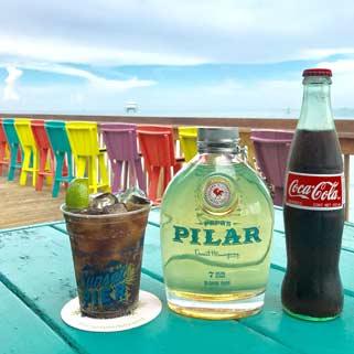 SSP Cuba Libre With Bottle