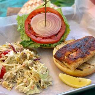 SSP Mahi Mahi Sandwich